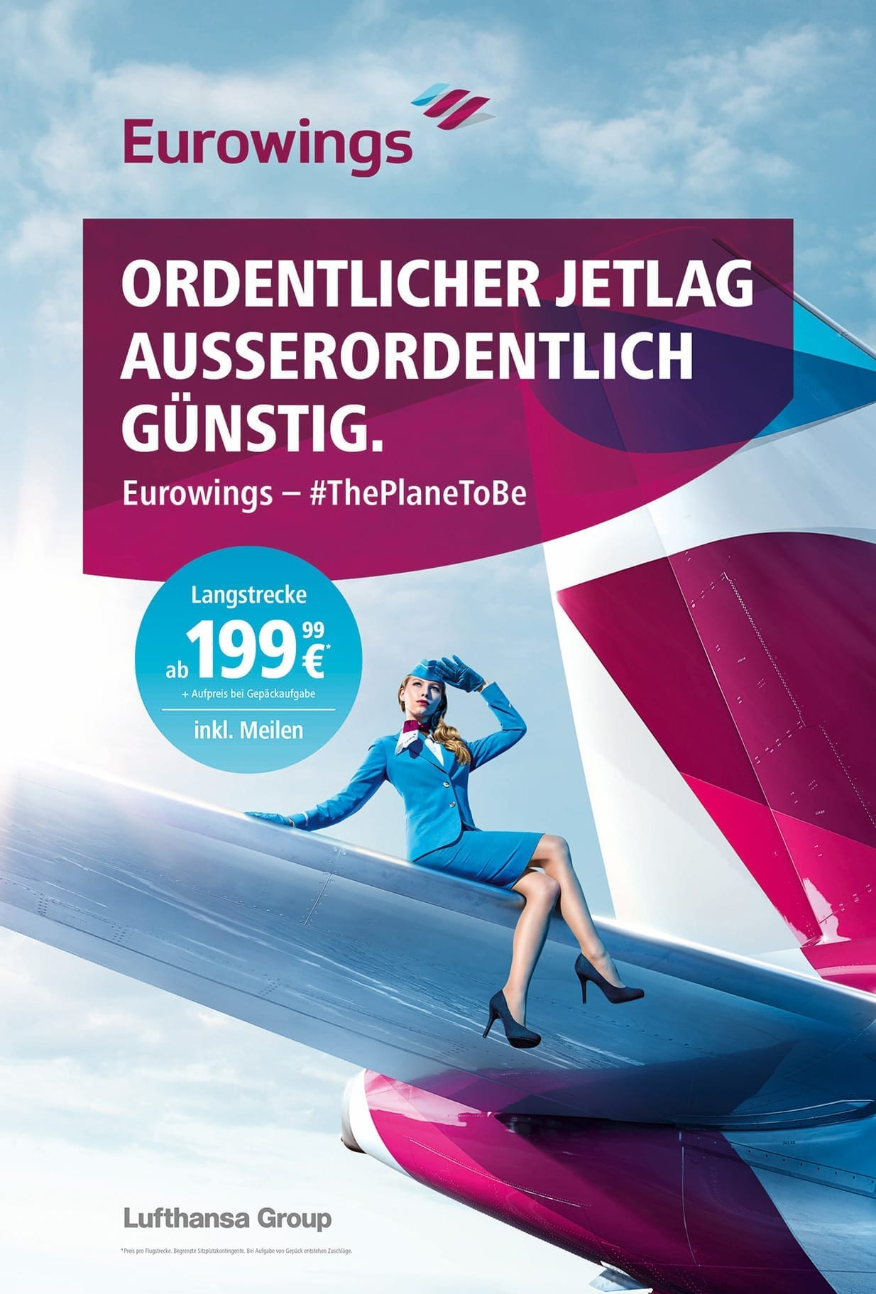 EUROWINGS_Plane To Be // AGENCY_Lukas Lindemann Rosinski
