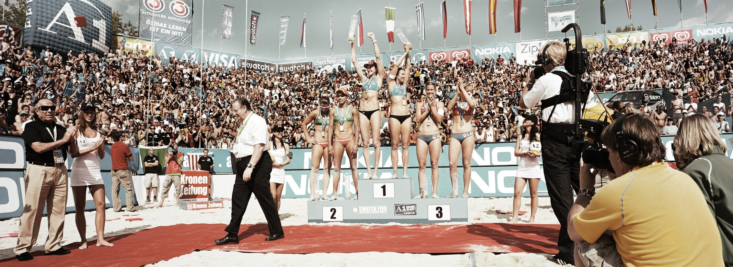 GRAND SLAM_Beachvolleyball