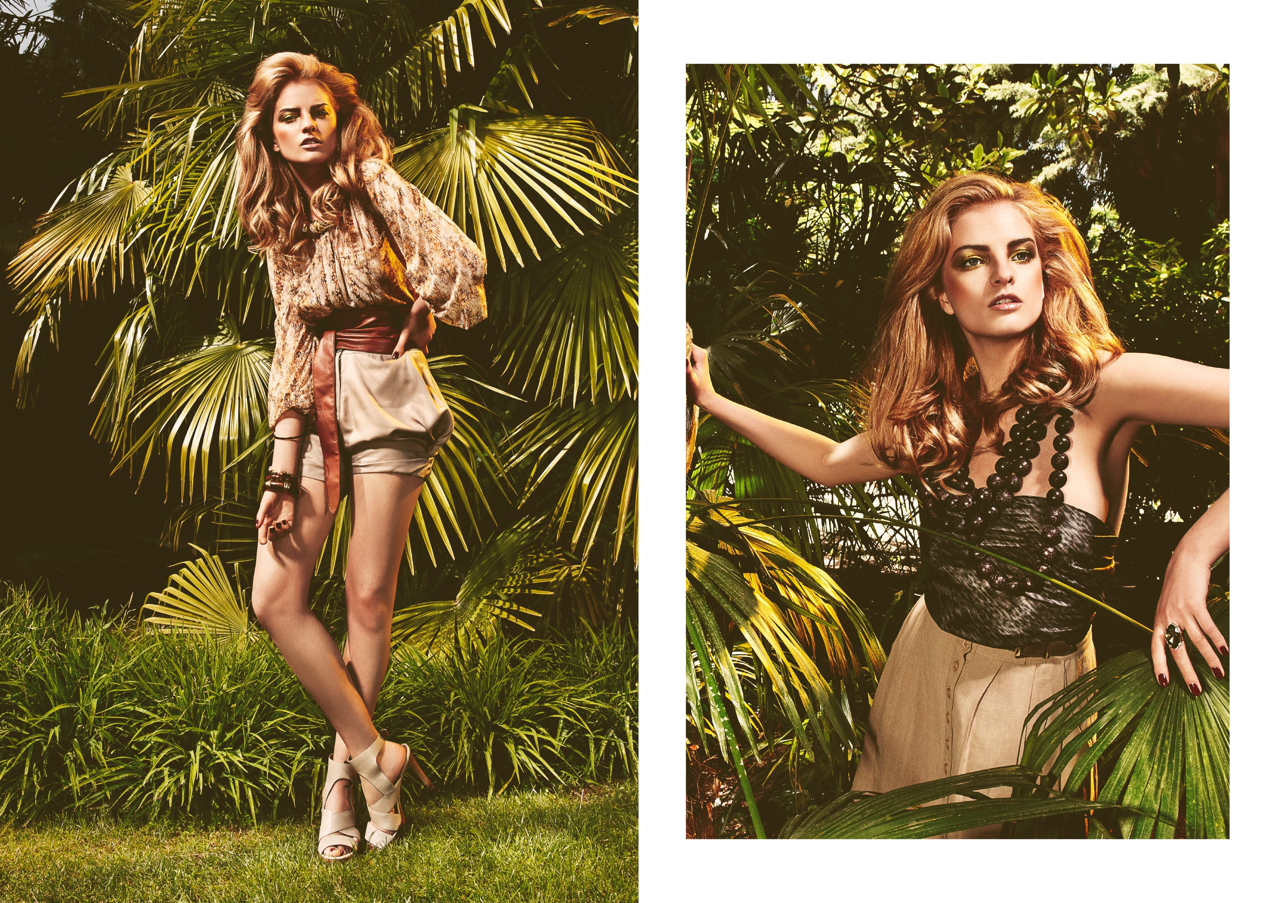 WOMAN MAGAZINE_Safari
